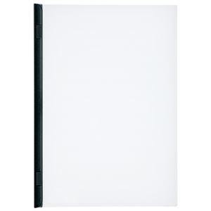 その他 (まとめ)LIHITLAB スライドバーファイル G1720-24 黒 10冊【×30セット】 ds-2179848