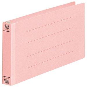 その他 (まとめ)プラス フラットファイル 062NW 伝票 ピンク 10冊【×30セット】 ds-2180030