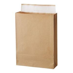 その他 (まとめ)スーパーバッグ 宅配袋 未晒フィルム貼り 大 100枚入【×5セット】 ds-2180439