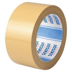 その他 (まとめ)セキスイ 布テープ NO.600A 50mm×25m 茶 30巻【×5セット】 ds-2180809