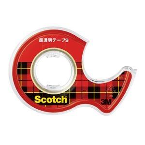 その他 (まとめ)スリーエム ジャパン 超透明テープS 12mm×12m CC1212-D-N【×200セット】 ds-2180829