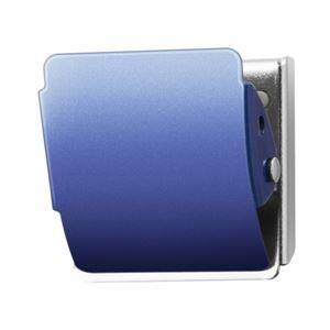 その他 (まとめ)プラス マグネットクリップCP-040MCR M ブルー10個【×5セット】 ds-2180995