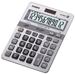 その他 (まとめ)カシオ計算機 本格実務電卓 DS-20DB-N【×5セット】 ds-2181243