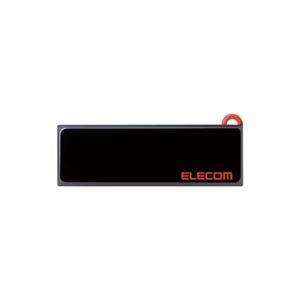 その他 (まとめ)エレコム USBメモリ 64GB MF-KCU3A64GBK【×5セット】 ds-2181405