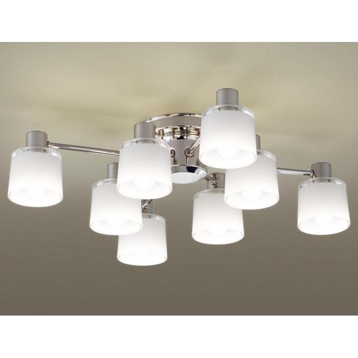パナソニック LEDシャンデリア40形×8電球色 LGB59954Z