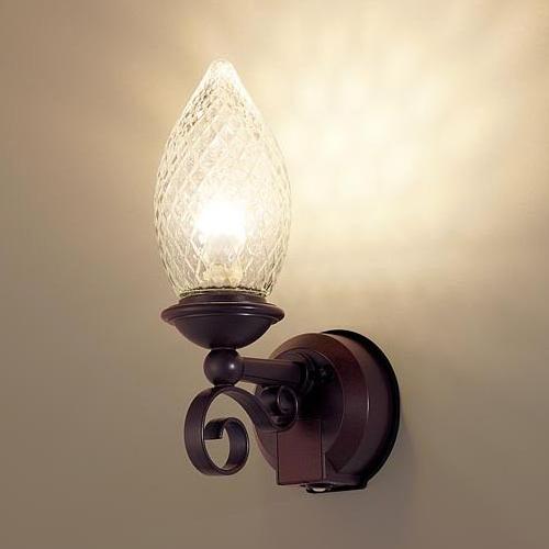 パナソニック LEDポーチライト40形電球色 LGWC85025Z