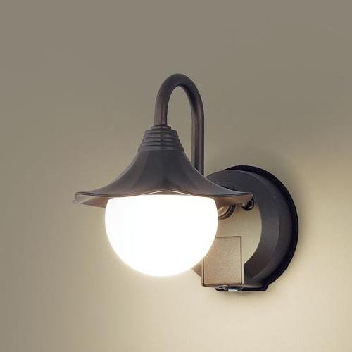 パナソニック LEDポーチライト40形電球色 LGWC85219Z