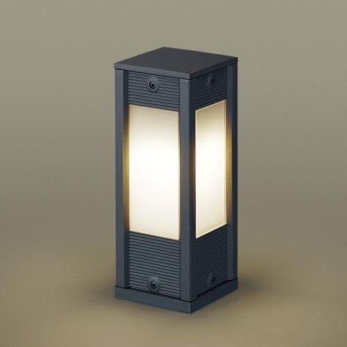 パナソニック LEDアプローチスタンド40形電球色 LGWJ56561BZ
