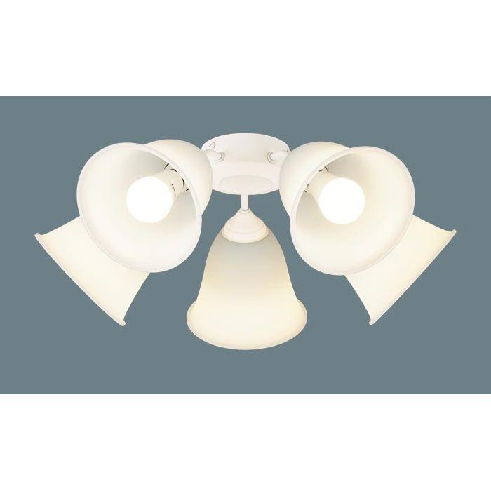 パナソニック LEDシャンデリア100形×5電球色 SPL5540K