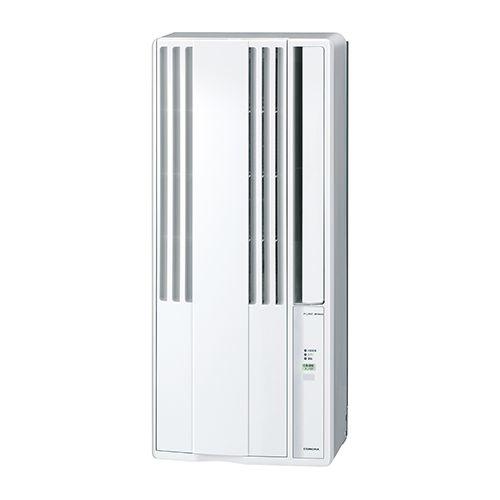 コロナ 窓用エアコン(冷房専用・4~6畳用) (シェルホワイト) CW-F1619-WS【納期目安:1週間】