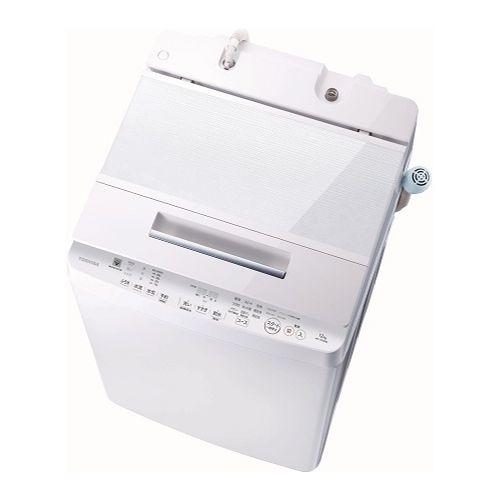 東芝 ZABOON 全自動洗濯機 DDインバーター 洗濯・脱水容量 12kg (グランホワイト) AW-12XD8-W【納期目安:2週間】