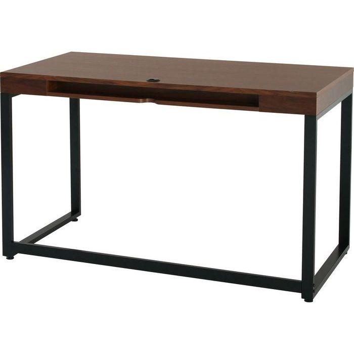 市場(Marche) Walnut Desk(code storage) T-3261BR