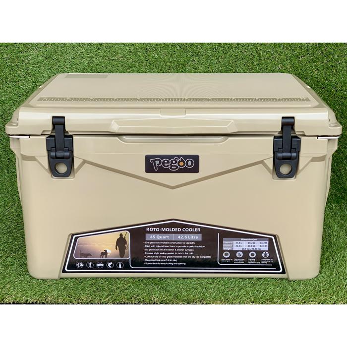 その他 HardCoolerBox(ハードクーラーボックス) 45QT (約42.6 ) (Sand) CL-04501