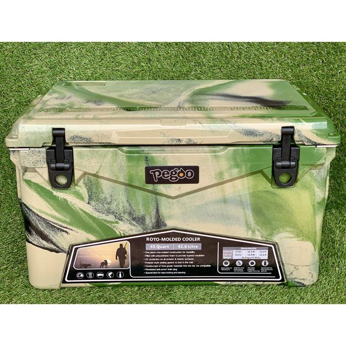 その他 HardCoolerBox(ハードクーラーボックス) 45QT (約42.6 ) (Army Camo) CL-04502