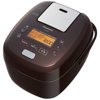 パナソニック 可変圧力IHジャー炊飯器 5.5合炊き ブラウン SR-PA109-T【納期目安:7/1発売予定】