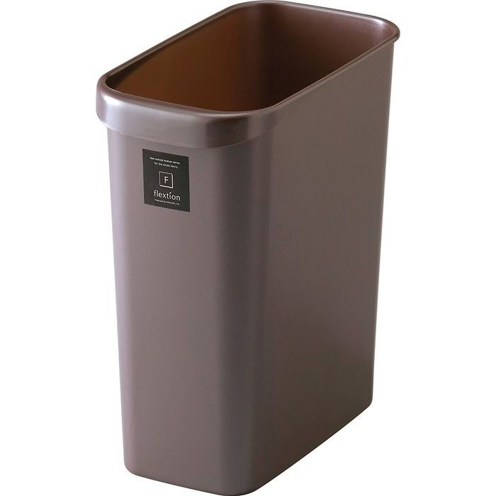 ゴミ箱 フレクション 角18PC リス ゴミ箱 フレクション 角18PC 4971881127833