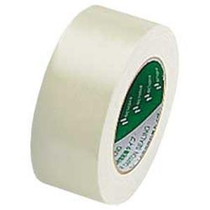 その他 ニチバン カラー布テープ(厚手) ホワイト 1箱(30巻) ds-2184382