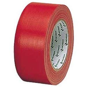 その他 ニチバン カラー布テープ(厚手) レッド 1箱(30巻) ds-2184384