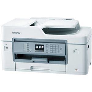 その他 ブラザー インクジェット複合機 MFC-J6583CDW 1台 ds-2185246