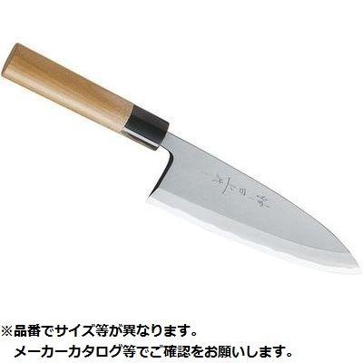 カンダ 神田上作 出刃 165mm 05-0201-0105【納期目安:1週間】
