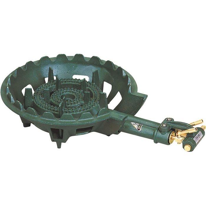 カンダ 鋳物コンロ TS-210 LP 05-0276-0109