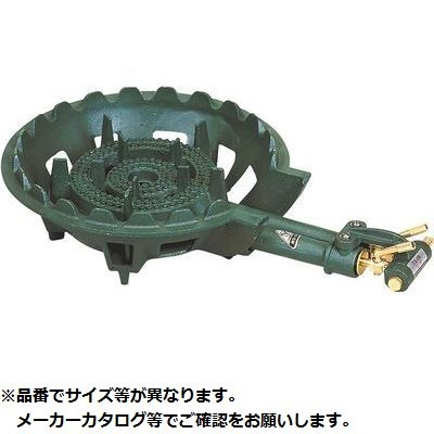 カンダ 鋳物コンロ TS-210P 13A KND-404028