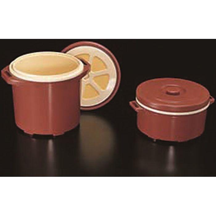 カンダ PC保温食缶 ごはん用 DF-R1 05-0358-0302【納期目安:1週間】