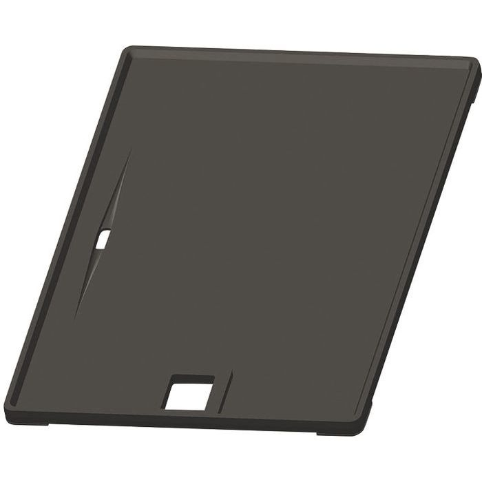 その他 26500/034 BBQグリル大用 鋳鉄板 KND-624638