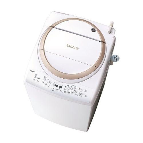 東芝 タテ型洗濯乾燥機 (洗濯脱水8kg / 乾燥4.5kg) グランホワイト AW-8V8-W【納期目安:07/上旬発売予定】