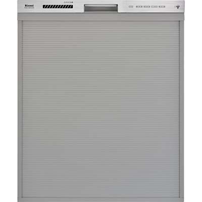 リンナイ ビルトイン 食器洗い乾燥機 スライドオープン深型 (おかってカゴ) RSW-D401GPE