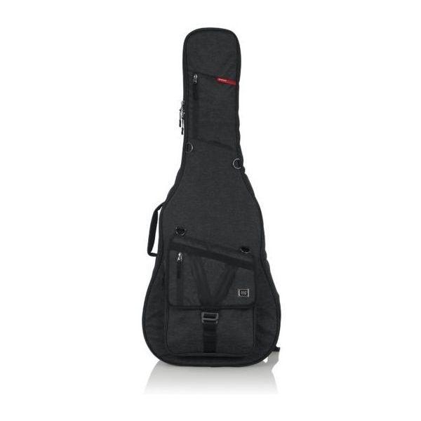 Gator Cases アコースティックギター・バッグ (ブラック) GT-ACOUSTIC-BLK