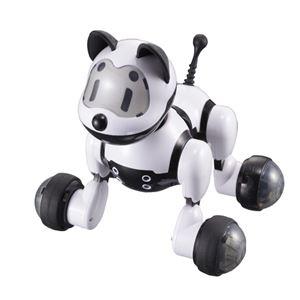 その他 キヨラカ ロボット犬 歌って踊ってわんわん RI-W01 ds-2187716