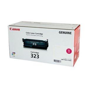 その他 CANON トナーカートリッジ323 マゼンタ CRG323M ds-2188106