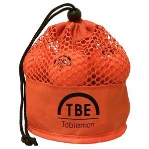 その他 12個セット TOBIEMON 2ピース カラーボール メッシュバック入り オレンジ TBM-2MBOX12 ds-2188334