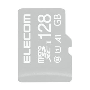 その他 エレコム MicroSDXCカード/IKARUS付/UHS-I U1 128GB MF-TM128GU11IKA ds-2188587