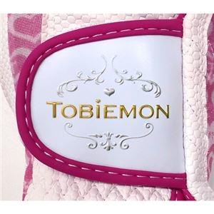 その他 5個セット TOBIEMON R&A公認レディース ストレッチグローブ ホワイトピンク Lサイズ T-LG-LX5 ds-2188599