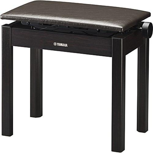 ヤマハ 電子ピアノ用椅子 ダークローズウッド BC-205DR【納期目安:3週間】