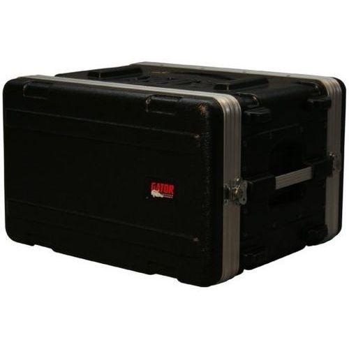 Gator Cases ラックケース 軽量PE製 Standard Molded Rack Case Series 6U/ショートサイズ (マウント用ネジ/ワッシャー付属) GR-6S