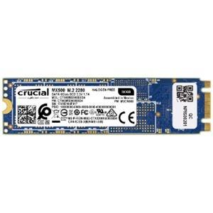 その他 クルーシャル Crucial M.2 SSD 500GB Type 2280SS/SATA3.0/5年保証 ds-2195699