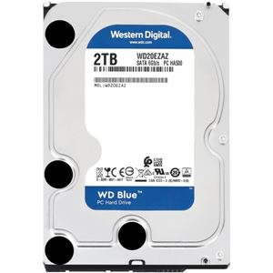 その他 WESTERN DIGITAL WD Blueシリーズ 3.5インチ内蔵HDD 2TB SATA3(6Gb/s) 5400rpm256MB ds-2195790