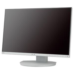 その他 NEC 〔5年保証〕22.5型3辺狭額縁ワイド液晶ディスプレイ(白) LCD-EA231WU ds-2195897