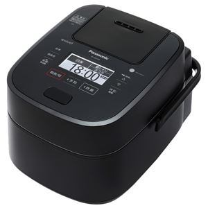 その他 パナソニック(家電) スチーム&可変圧力IHジャー炊飯器 1.0L (ブラック) ds-2196345
