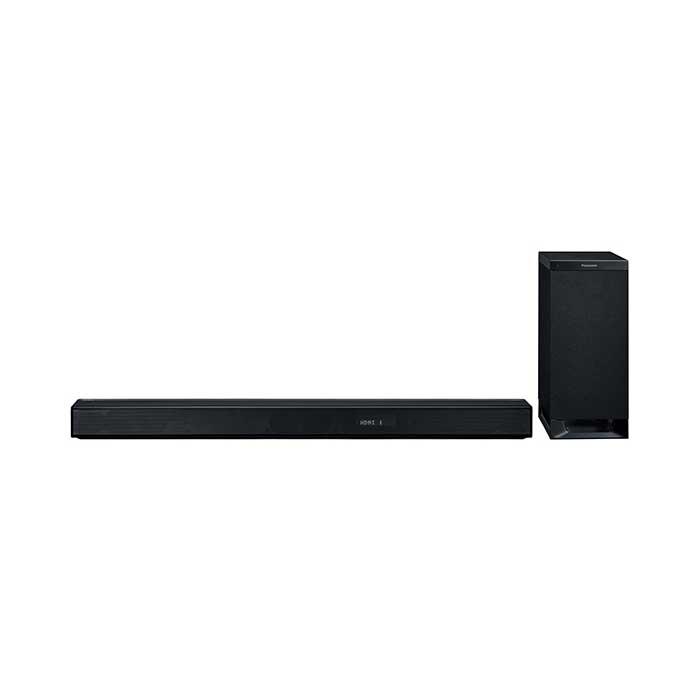 パナソニック ホームシアター (サウンドバー) 3.1ch /Bluetooth対応 ブラック SC-HTB900-K