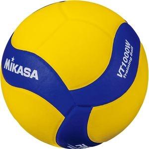 その他 MIKASA(ミカサ)バレーボール トレーニングボール5号球 1000g【VT1000W】 ds-2194764