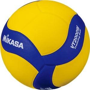 その他 MIKASA(ミカサ)バレーボール トレーニングボール5号球 2000g【VT2000W】 ds-2194765