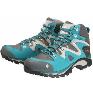 その他 Caravan(キャラバン) C4_03 登山靴 トレッキングシューズ ターコイズ 23.0cm ds-2197586