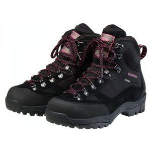 その他 GRANDKING(グランドキング) GK8XW レディースモデル 登山靴 トレッキングシューズ ブラックピンク 23.0cm ds-2197731