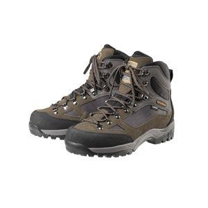 その他 GRANDKING(グランドキング) GK8X 登山靴 トレッキングシューズ ブラウン 24.5cm ds-2197757