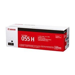 その他 【純正品】CANON 3020C003 トナーカートリッジ055Hブラック ds-2198252