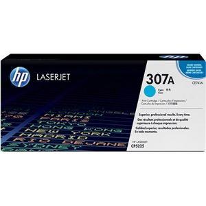 その他 【純正品】HP CE741A 307Aトナーカートリッジ シアン ds-2198279